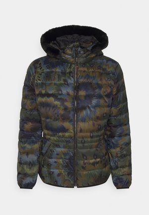 PADDED ARTIC - Chaqueta de invierno - dark green