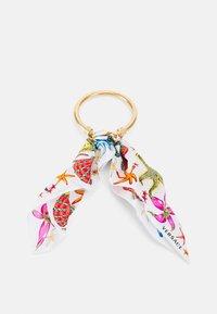 Versace - FOULARD BRACELET  - Náramek - bianco/multicolor/gold-coloured - 0