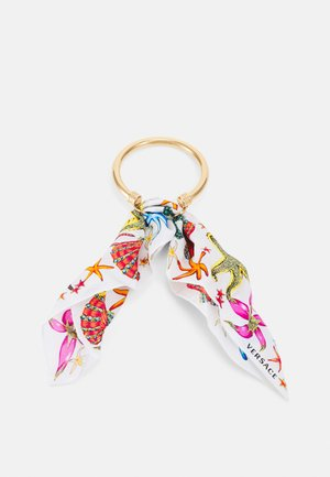 FOULARD BRACELET  - Náramek - bianco/multicolor/gold-coloured