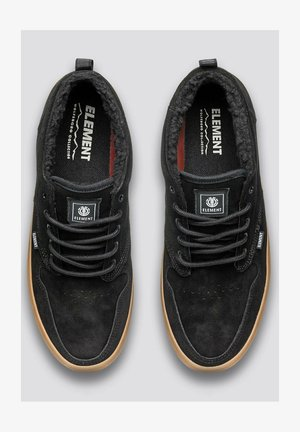 Trainers - black gum