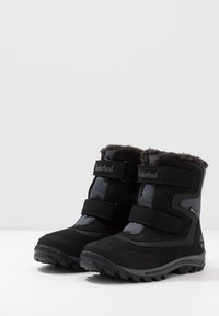 Timberland - CHILLBERG 2-STRAP GTX - Winter boots - black - 3