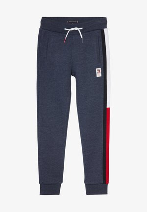 INSERT  - Tracksuit bottoms - blue