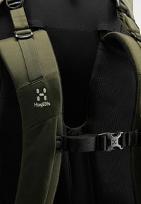 Haglöfs - STRÖVA 65 - Hiking rucksack - sage green/deep woods m-l - 5