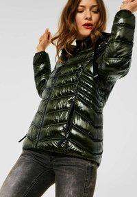 Street One - STEPP OPTIK - Light jacket - grün - 0