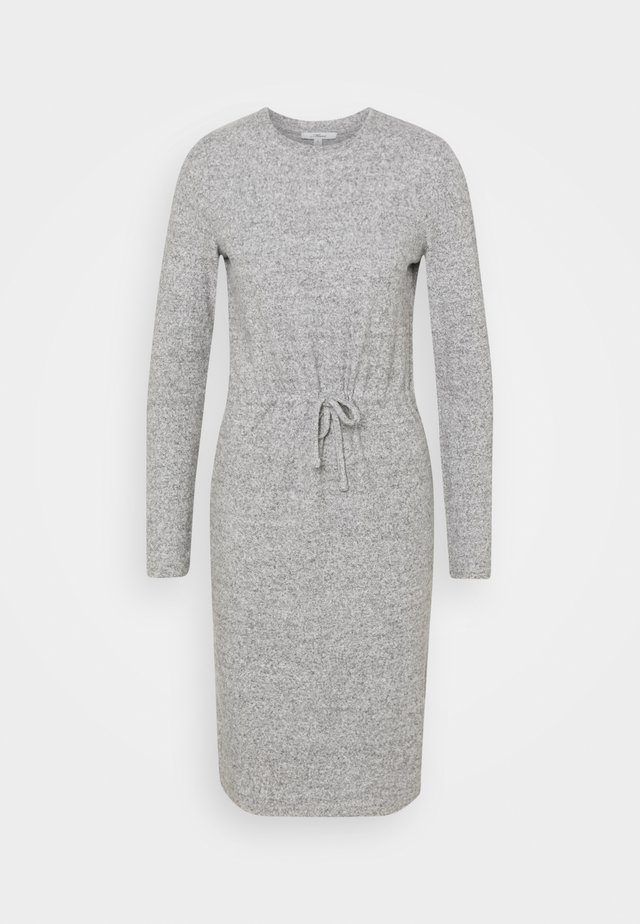 Robe pull - grey melange