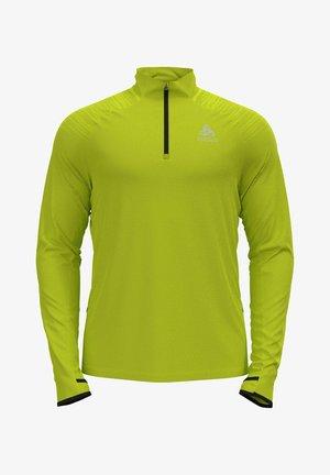 Long sleeved top - gelb