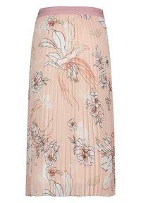 Betty Barclay - MIT BLUMENPRINT - Pleated skirt - rose/cream - 4