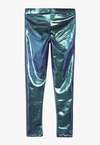 Name it - NKFKINY - Leggings - multicolor/silver - 1