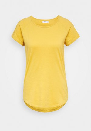 WOMEN´S - T-paita - butterscotch