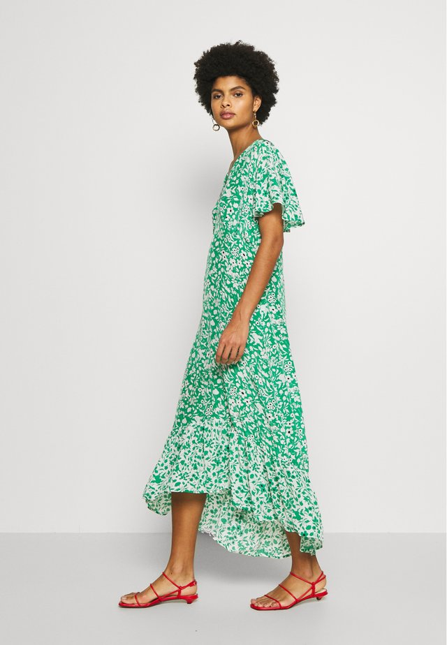 DRESS - Maxikjole - blossom green