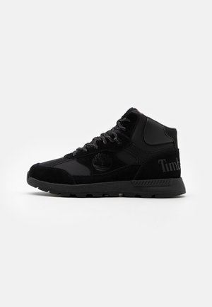 FIELD TREKKER - Bottines à lacets - blackout