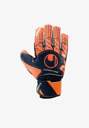 Gloves - blaurot