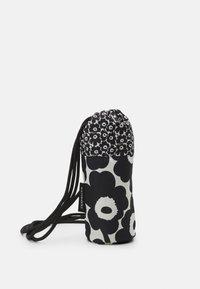 Marimekko - KIOSKI SMART BOTTLEBAG BAG - Across body bag - off white/black - 0