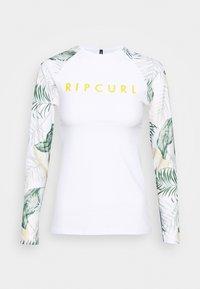 Rip Curl - COASTAL PALMS - Bikini top - white - 3