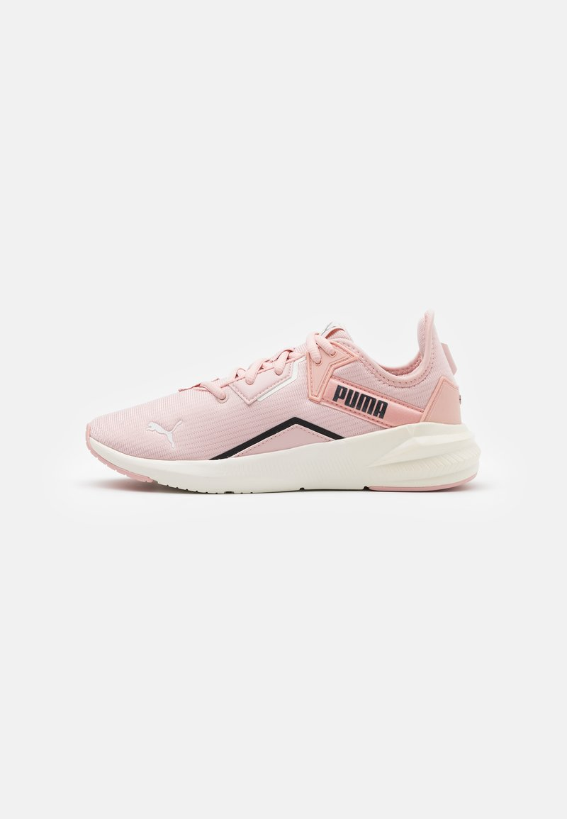 Puma - PLATINUM SHIMMER - Sports shoes - peachskin/black