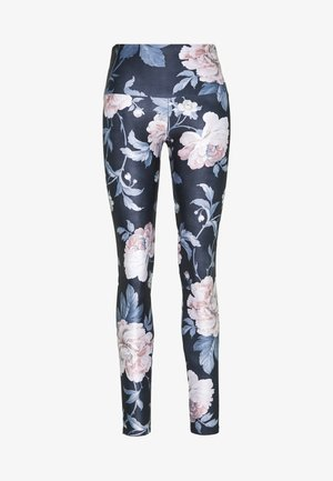 HIGH RISE LEGGING - Legging - multi-coloured