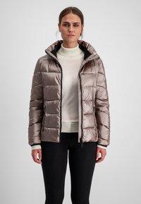 Milestone - Winter jacket - dunkelbraun - 0