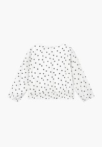 Abercrombie & Fitch - WRAP FRONT - Blouse - white - 1