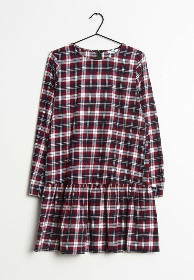 Korte jurk - red
