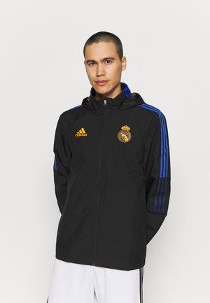REAL MADRID AWAY - Klubbkläder - black