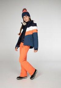 Protest - Snowboard jacket - atlantic - 5