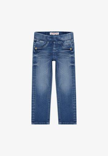 Slim fit jeans - electric blue