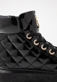Guess - BECKEE - Sneakers high - black - 2
