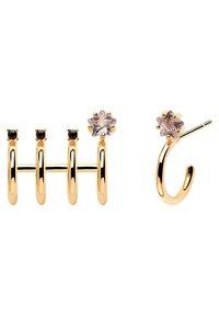 PDPAOLA - ANDROMEDA  - Earrings - gold - 0