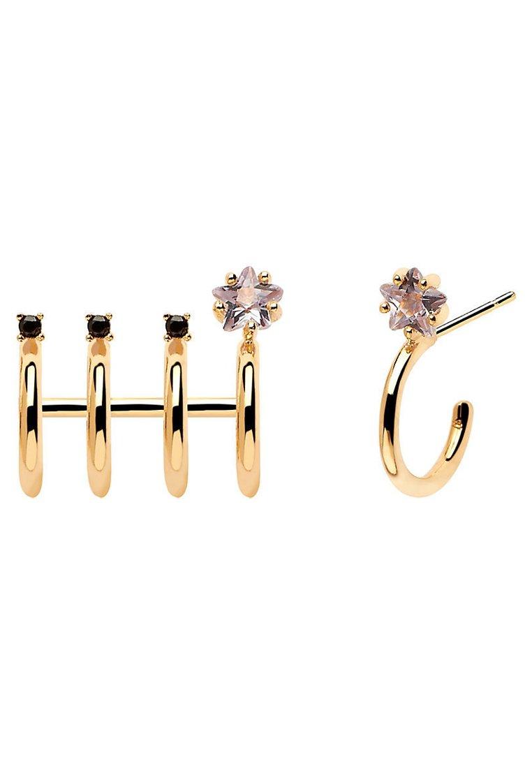 PDPAOLA - ANDROMEDA  - Earrings - gold