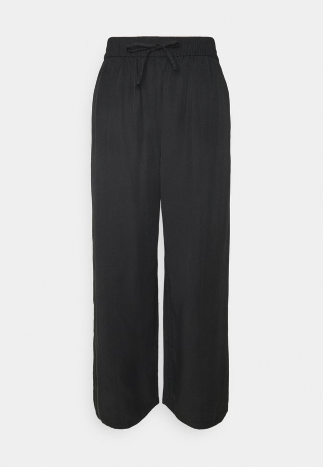 YASMIN JOGGERS - Tracksuit bottoms - black