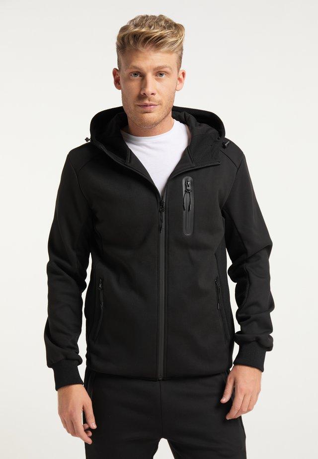 Sportovní bunda - schwarz schwarz