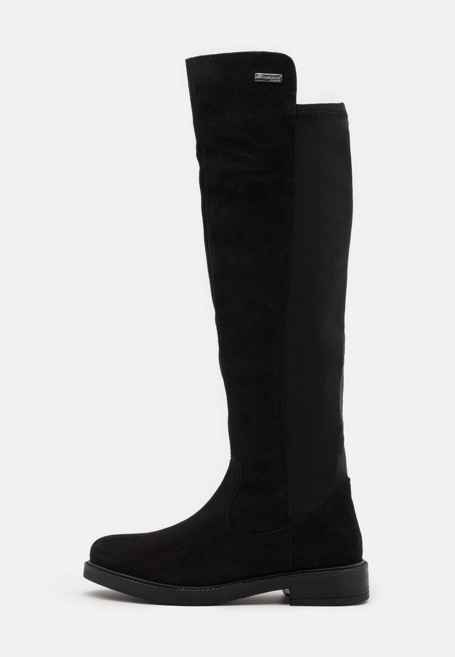 LOUPIOTE - Over-the-knee boots - noir