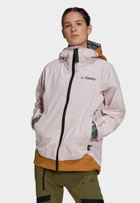 adidas Performance - TERREX MYSHELTER GORE TEX - Training jacket - pink - 1