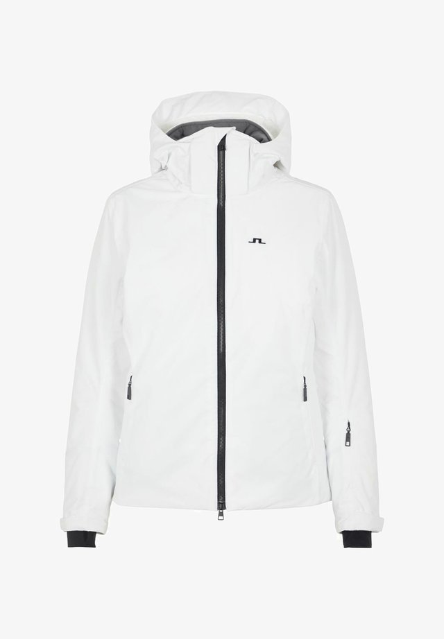 TRACY - Ski jacket - white