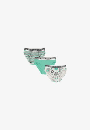 PACK 3  - Briefs - mint