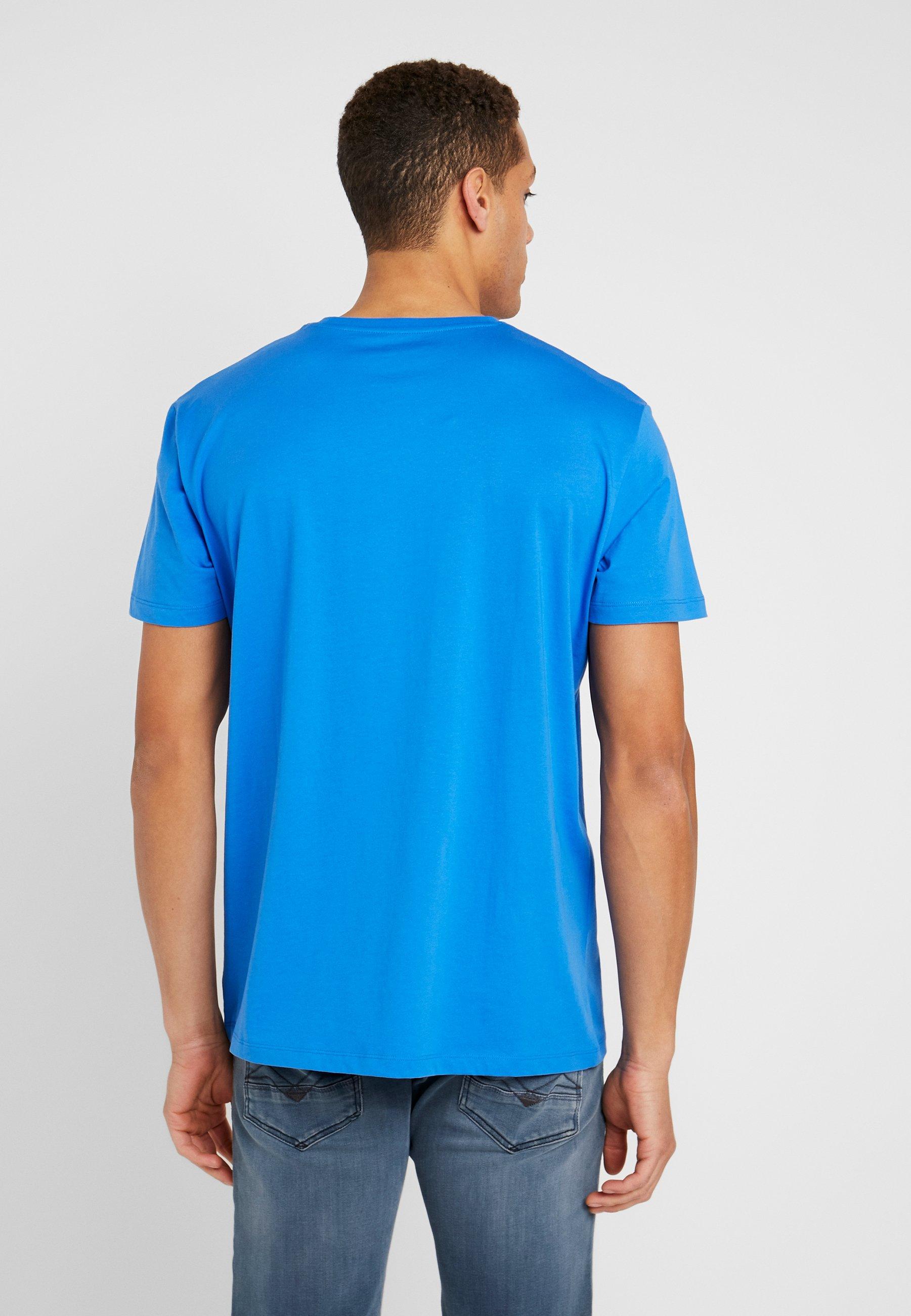 Esprit Print T-shirt - bright blue FoJtc