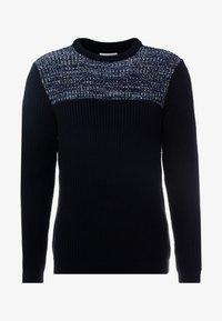 Pier One - Sweter - dark blue/blue - 3
