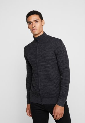 BADRIC - Cardigan - charcoal mix