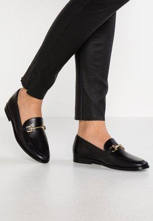 Įmautiniai batai - noir