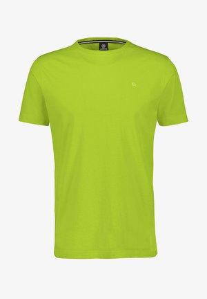 Basic T-shirt - reed green