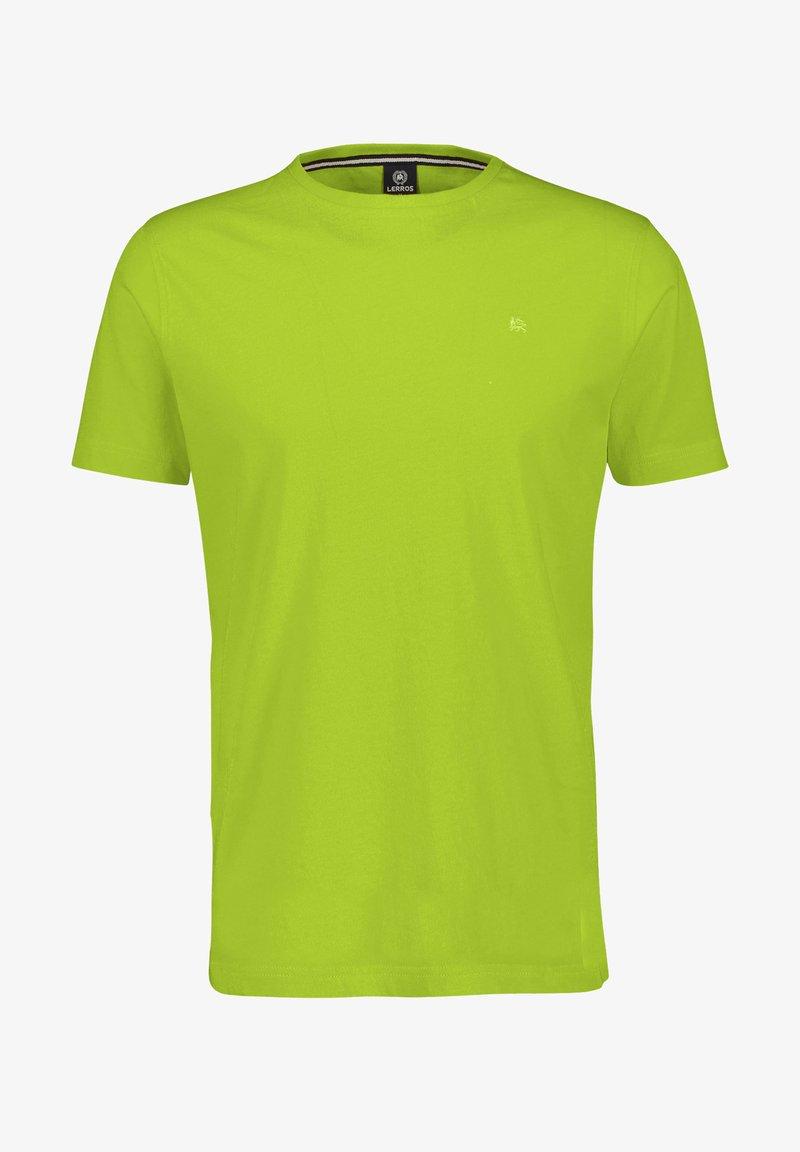 LERROS - Basic T-shirt - reed green