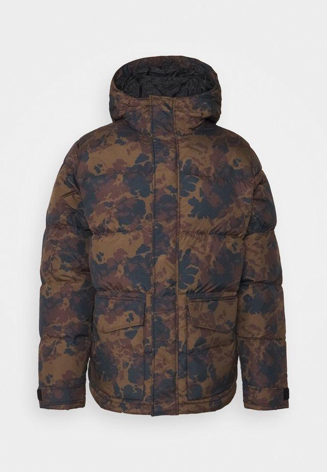 SANDER JACKET - Gewatteerde jas - khaki