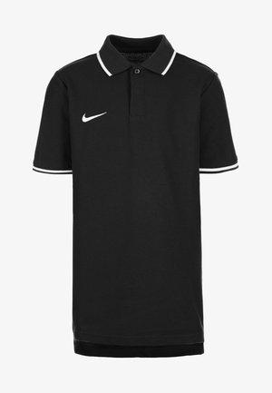 CLUB19 - Sports shirt - black/white