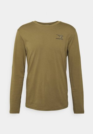 CHROMIA - Long sleeved top - olive green