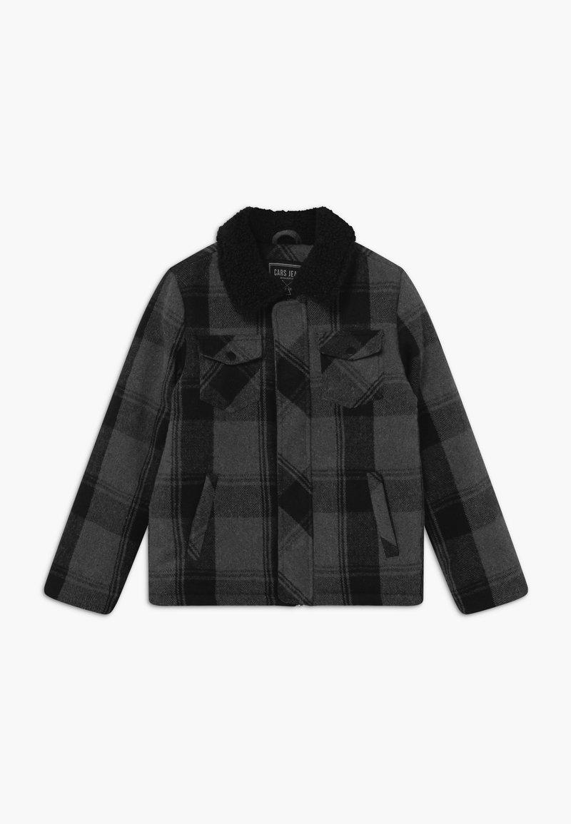 Cars Jeans - KIDS WOODALL - Winter jacket - grey