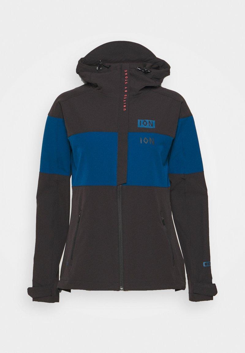 ION - JACKET SHELTER - Training jacket - black