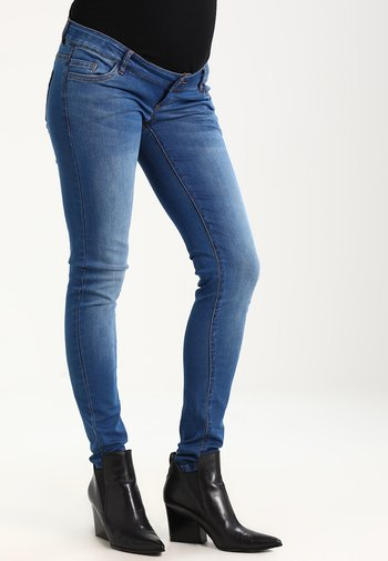 MLFIFTY  - Jeans slim fit - medium blue denim