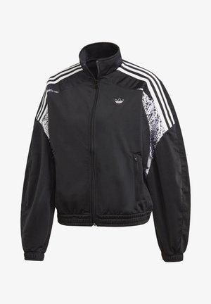 TRACK TOP - Training jacket - black