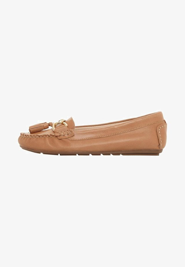 GEENA  - Mocassins - light brown