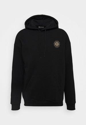 UNISEX - Jersey con capucha - black